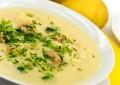 Supë pule me perime, shumë e shijëshme