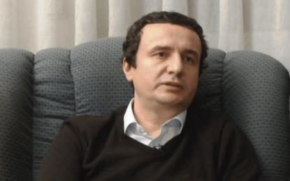 Albin Kurti zhvishet nga parimet rrugës drejt pushtetit