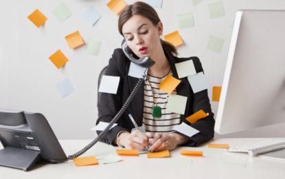 Studimi/ Stresi në punë në Shqipëri në nivele të larta