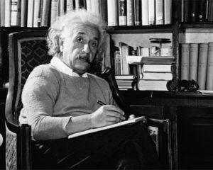 Pesë librat e preferuar të Ajnshtajnit nuk janë të panjohur
