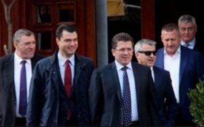 10 pikat e marrëveshjes së koalicionit opozitar