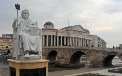 Sa shqiptarë ka Maqedonia?