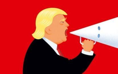 """""""Hasta la vista, Donald, aty është dera!"""" – Shvarceneger i dërgon mesazh Trumpit"""