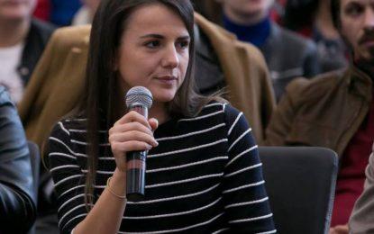 Rudina Hajdari: Askush nuk më nxjerr dot nga PD-ja