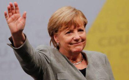 Merkel nuk konsumohet. Ka mbështetjen e 59% të gjermanëve