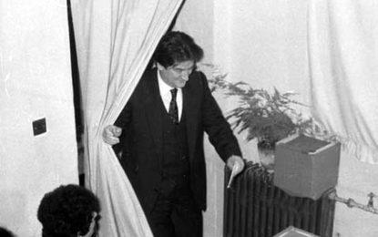 31 mars 1991, votimet që u paraprinë nga një fushatë zgjedhore