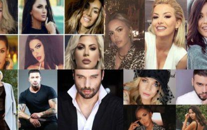 10 familjet shqiptare VIP me shumë fëmijë