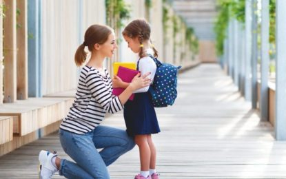 Si të përgatisni fëmijën për fillimin e një viti shkollor