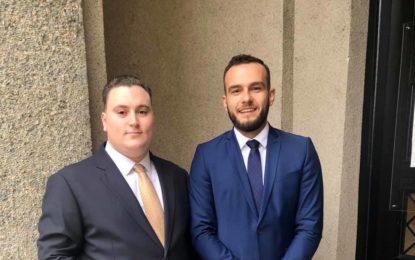 Glauk Olldashi, të  integrojmë rininë shqiptare në forumet rinore europiane