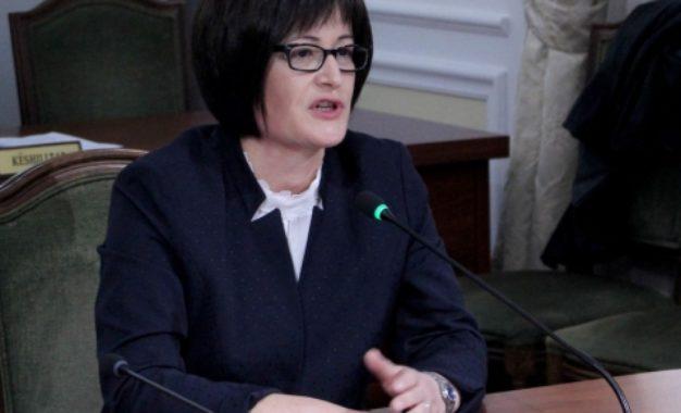 Zonja Vorpsi ngatërron Presidencën me Telebingon