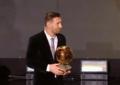 Messi fiton Topin e Artë 2019