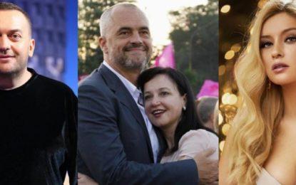 """Olti Curri: Edi dhe Linda Rama, ura lidhëse e Alketës me """"Sanremon"""""""