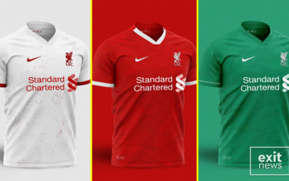 Liverpool kontratë rekord me markën Nike