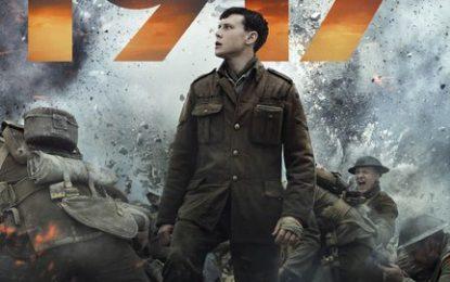 Oscar 2020, pretendent kryesor filmi '1917'