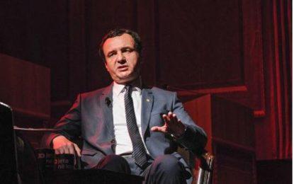 Albin Kurti, nis procedurat për shkarkimin e presidentit Thaçi