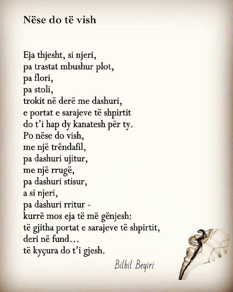 Lexoni një poezi të bukur - Podiumi