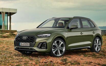 Audi Q5 2021 ka më shumë fuqi , pamje të re dhe teknologji të avancuar