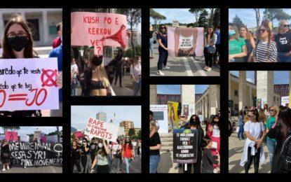 Marshimi/ Mijëra kundër dhunës dhe pedofilisë. Kush protestoi dhe parrullat