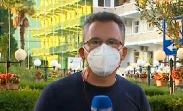 Deklarata e fortë e gazetarit  Erjon Skëndaj nga 'Shefqet Ndroqi': Ministria po gënjen, janë 270 të shtruar në spitale