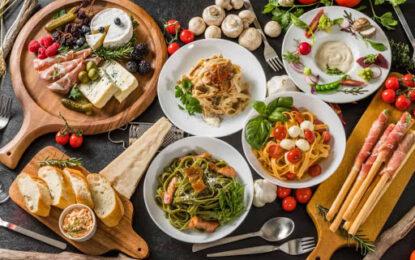Kuzhina italiane, receta gatimi / Dhjetë gatimet e kuzhinës Italiane
