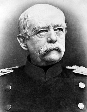 Çfarë thoshte kancelari gjerman Otto von Bismarck për shqiptarët ?