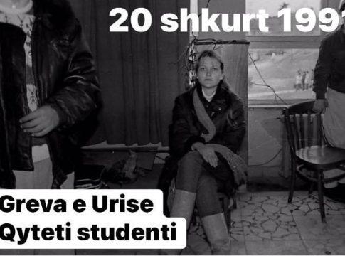 Mesila Doda kujton 20 shkurtin: Diktaturat nuk bien vetë, ato duhen rrëzuar