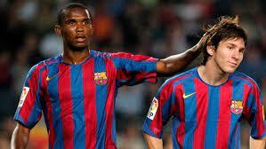 FC Barcelona - La Liga: Eto'o: Messi and Aguero are going to score 60 goals  a season | Marca